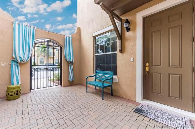 14643 SW 13th St #14643, Pembroke Pines, FL 33027 (MLS #A10755541) :: Berkshire Hathaway HomeServices EWM Realty
