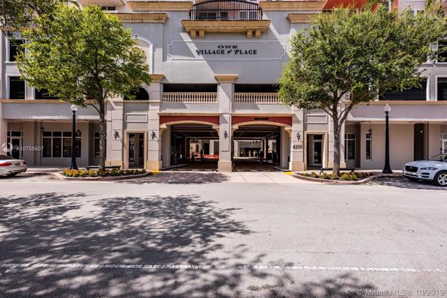 4100 Salzedo St #617, Coral Gables, FL 33146 (MLS #A10755607) :: Berkshire Hathaway HomeServices EWM Realty