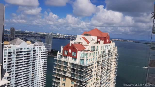 1200 Brickell Bay Dr #4208, Miami, FL 33131 (MLS #A10755936) :: Patty Accorto Team
