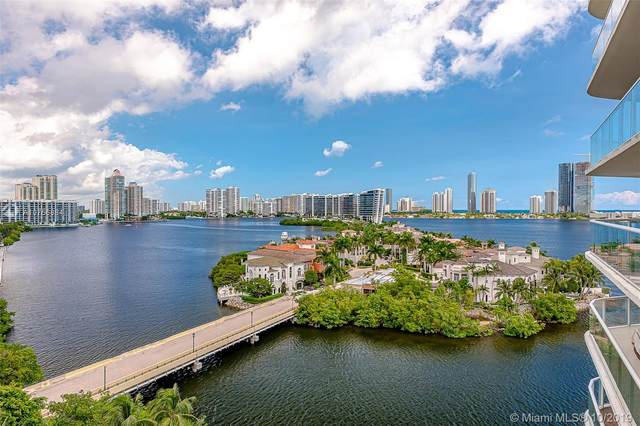 4000 Island Blvd #1005, Aventura, FL 33160 (MLS #A10756884) :: Castelli Real Estate Services