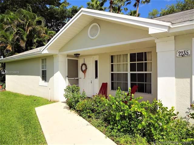 2235 SE 6th Ct, Homestead, FL 33033 (MLS #A10756975) :: Berkshire Hathaway HomeServices EWM Realty