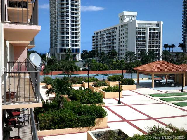 210 174 ST. #504, Sunny Isles Beach, FL 33160 (MLS #A10756984) :: The Teri Arbogast Team at Keller Williams Partners SW