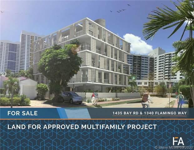 1340 Flamingo Way, Miami Beach, FL 33139 (MLS #A10757247) :: The Teri Arbogast Team at Keller Williams Partners SW