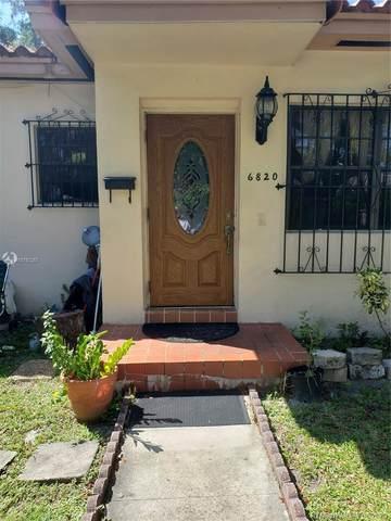6820 NE 5th Ave, Miami, FL 33138 (MLS #A10757257) :: Berkshire Hathaway HomeServices EWM Realty