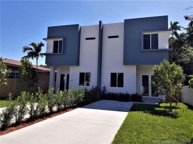 3360 SW 23rd Ter #3360, Miami, FL 33145 (MLS #A10757352) :: Berkshire Hathaway HomeServices EWM Realty