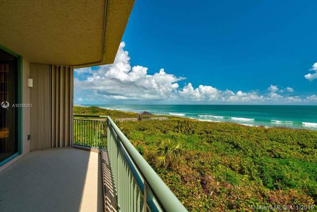 4330 N Atlantic Beach Blvd #302, Hutchinson Island, FL 34949 (MLS #A10758292) :: Berkshire Hathaway HomeServices EWM Realty