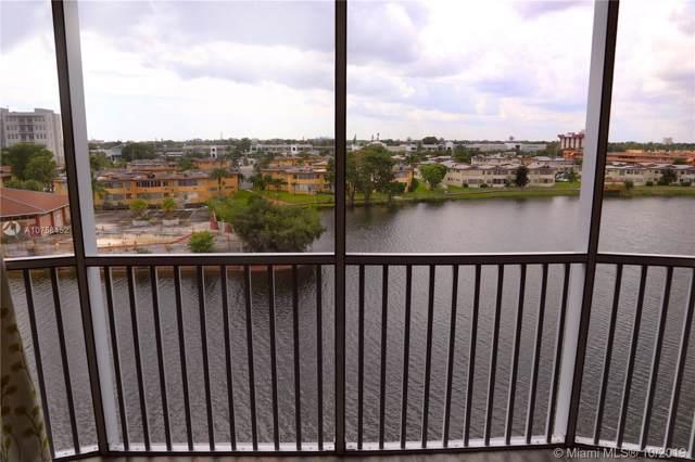1750 NE 191st St 626-4, Miami, FL 33179 (MLS #A10758452) :: Grove Properties