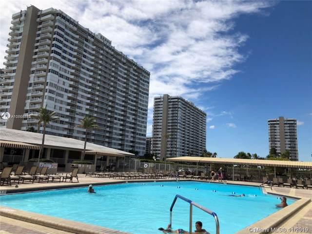 1980 S Ocean Dr 2J, Hallandale, FL 33009 (MLS #A10758845) :: Castelli Real Estate Services