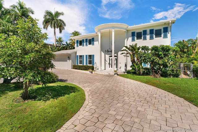 436 Poinciana Dr, Hallandale, FL 33009 (MLS #A10759072) :: Berkshire Hathaway HomeServices EWM Realty