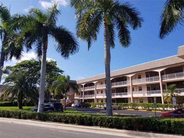 501 Blue Heron Dr A210, Hallandale, FL 33009 (MLS #A10759079) :: The Rose Harris Group