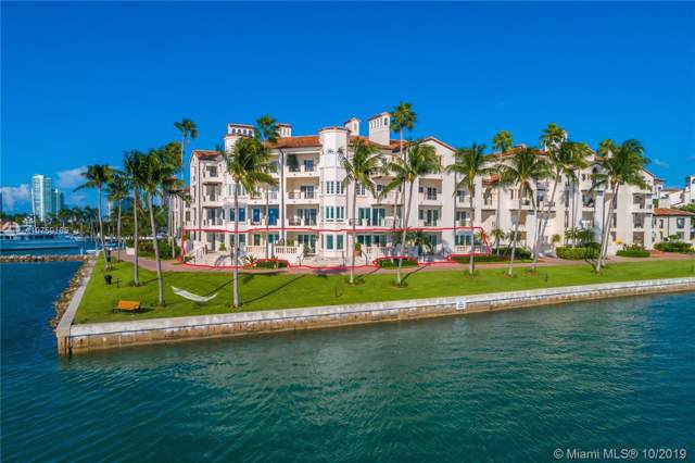 2417 Fisher Island Dr #5107, Miami Beach, FL 33109 (MLS #A10759165) :: The Teri Arbogast Team at Keller Williams Partners SW