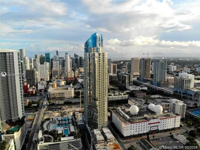 851 NE 1 Ave #4501, Miami, FL 33132 (MLS #A10759663) :: Castelli Real Estate Services