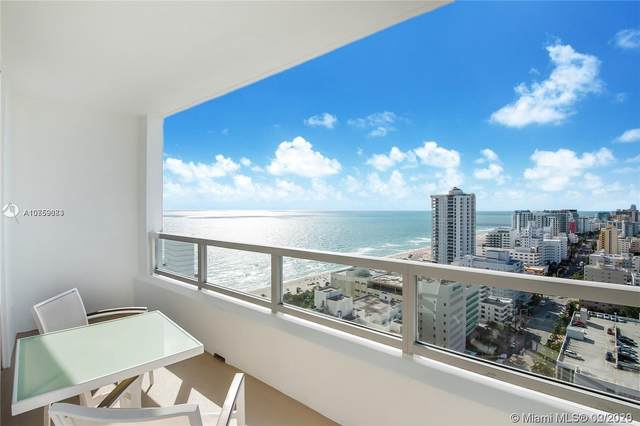 4401 Collins Ave 2606&2608, Miami Beach, FL 33140 (MLS #A10759683) :: The Paiz Group