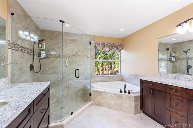 665 Sw 168 Th Way, Pembroke Pines, FL 33027 (MLS #A10759713) :: Green Realty Properties