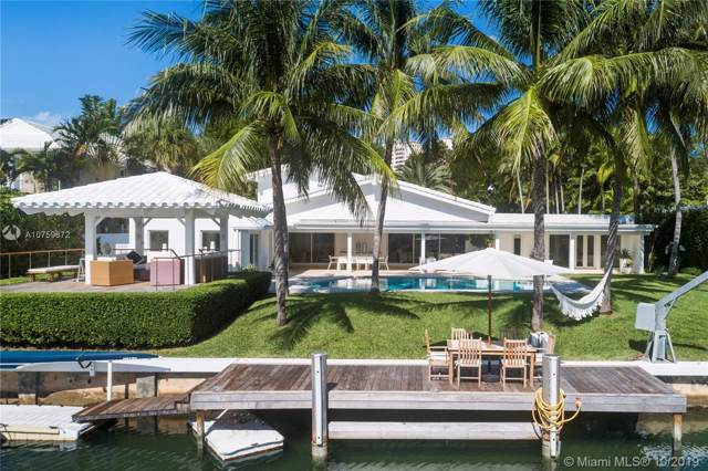 40 Island Dr, Key Biscayne, FL 33149 (MLS #A10759872) :: Lucido Global
