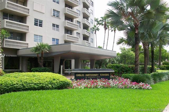 90 Edgewater Dr #106, Coral Gables, FL 33133 (MLS #A10760005) :: Berkshire Hathaway HomeServices EWM Realty