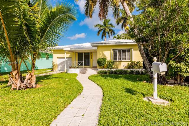 9117 Garland Ave, Surfside, FL 33154 (MLS #A10760014) :: Albert Garcia Team