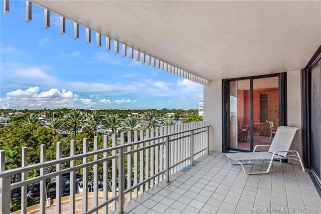 3 Grove Isle Dr C506, Miami, FL 33133 (MLS #A10760166) :: Berkshire Hathaway HomeServices EWM Realty