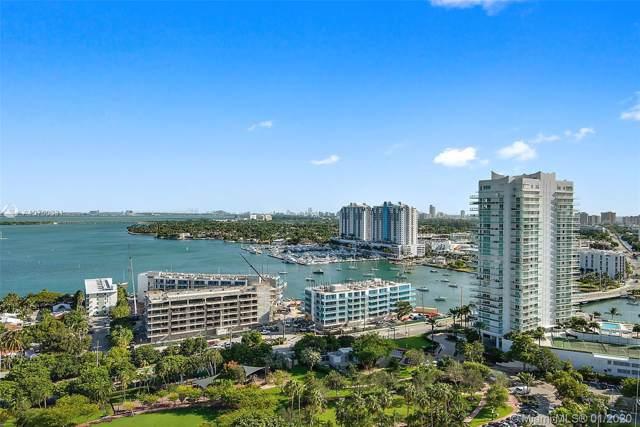 9 Island Ave #2310, Miami Beach, FL 33139 (MLS #A10760331) :: Grove Properties