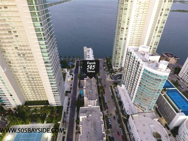 505 NE 30 St, Miami, FL 33137 (MLS #A10760362) :: The Rose Harris Group