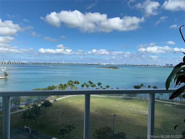 1900 N Bayshore Dr #1006, Miami, FL 33132 (MLS #A10760583) :: The Pearl Realty Group