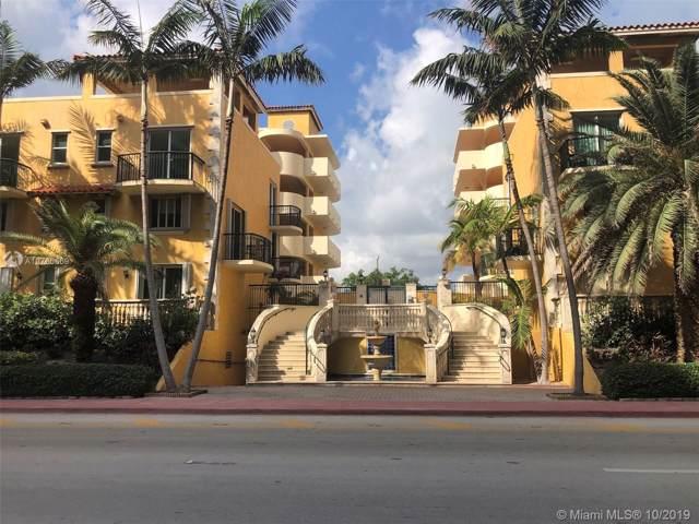 8888 Collins Ave #114, Surfside, FL 33154 (MLS #A10760669) :: Lucido Global