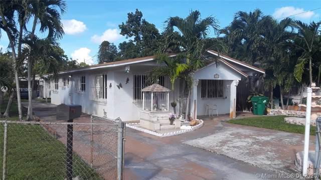 2391 NW 171 TER, Opa-Locka, FL 33056 (MLS #A10761082) :: Carole Smith Real Estate Team