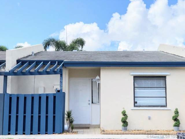 1750 NW 92nd Ave, Pembroke Pines, FL 33024 (MLS #A10761166) :: The Teri Arbogast Team at Keller Williams Partners SW
