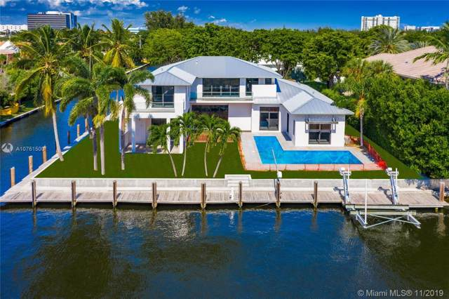 26 S Compass Dr, Fort Lauderdale, FL 33308 (MLS #A10761500) :: Albert Garcia Team