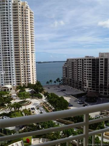 888 Brickell Key Dr #1707, Miami, FL 33131 (MLS #A10761715) :: Berkshire Hathaway HomeServices EWM Realty