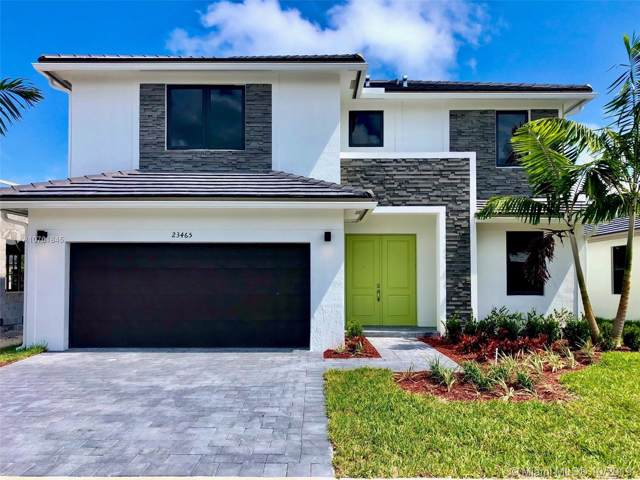 23465 SW 108th Ave, Miami, FL 33032 (MLS #A10761845) :: The Teri Arbogast Team at Keller Williams Partners SW