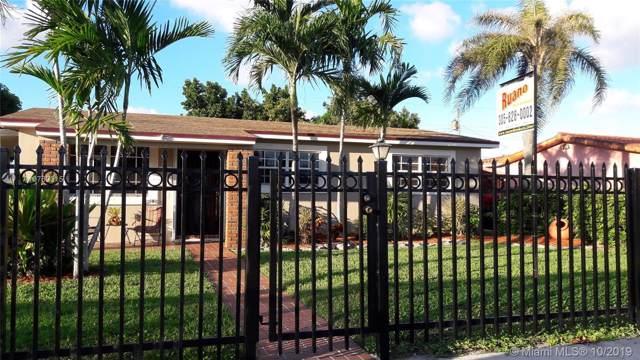 1351 W 33rd St, Hialeah, FL 33012 (MLS #A10762315) :: Berkshire Hathaway HomeServices EWM Realty
