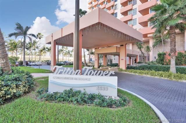 2899 Collins Avenue #612, Miami Beach, FL 33140 (MLS #A10762361) :: The Teri Arbogast Team at Keller Williams Partners SW