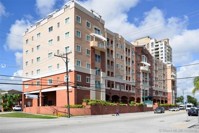 2280 SW 32 AV #213, Miami, FL 33145 (MLS #A10762655) :: Berkshire Hathaway HomeServices EWM Realty