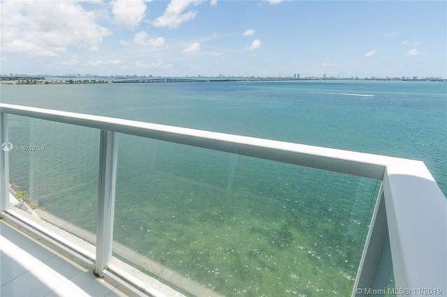 665 NE 25th St #801, Miami, FL 33137 (MLS #A10762759) :: The Howland Group