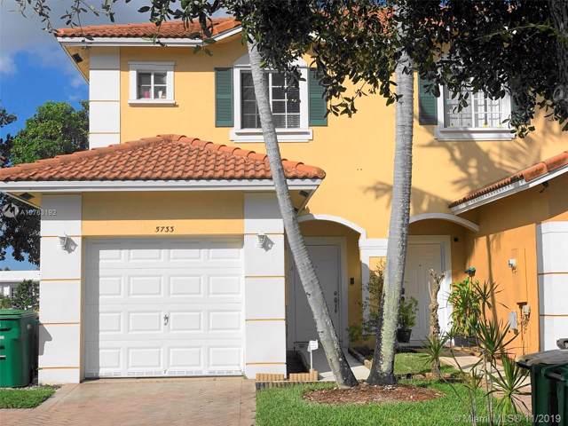 5733 Tuscany Ter, Tamarac, FL 33321 (MLS #A10763192) :: Berkshire Hathaway HomeServices EWM Realty