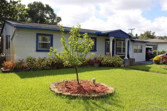 2850 NW 175th St, Miami Gardens, FL 33056 (MLS #A10763204) :: Berkshire Hathaway HomeServices EWM Realty