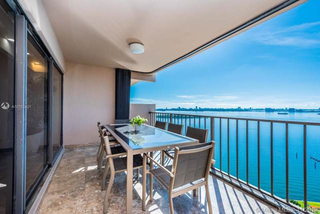 1800 NE 114th St #2207, Miami, FL 33181 (MLS #A10763401) :: Berkshire Hathaway HomeServices EWM Realty