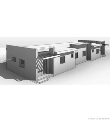 1401 NW 45th St, Miami, FL 33142 (MLS #A10763529) :: Grove Properties