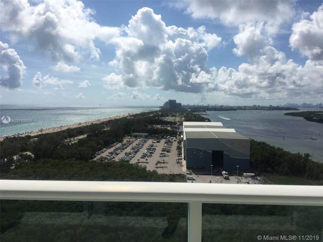 100 Bayview Dr #2024, Sunny Isles Beach, FL 33160 (MLS #A10763608) :: The Riley Smith Group