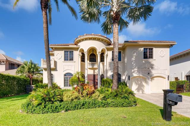 642 Palm Dr, Hallandale, FL 33009 (MLS #A10763758) :: Albert Garcia Team