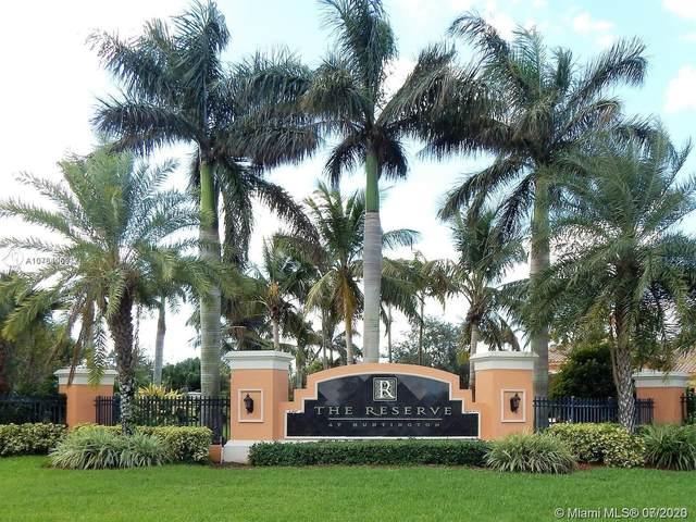 15222 SW 52nd St, Miramar, FL 33027 (MLS #A10764069) :: The Teri Arbogast Team at Keller Williams Partners SW