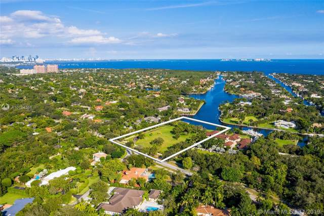 8525 Old Cutler Rd, Coral Gables, FL 33143 (MLS #A10764358) :: The Adrian Foley Group