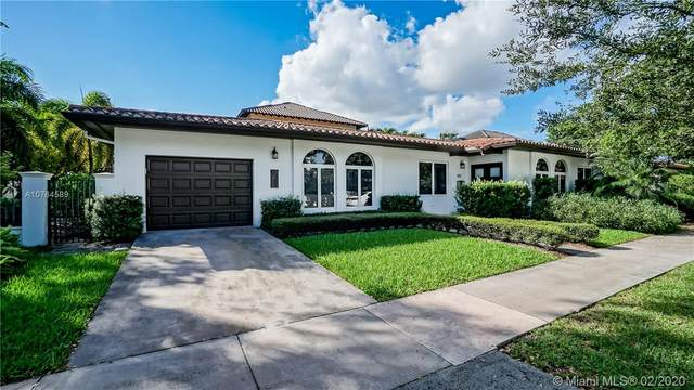 701 Madeira Ave., Coral Gables, FL 33134 (MLS #A10764589) :: Prestige Realty Group