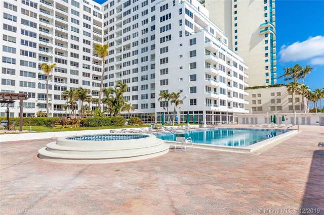 5005 Collins Ave #808, Miami Beach, FL 33140 (MLS #A10764656) :: The Teri Arbogast Team at Keller Williams Partners SW
