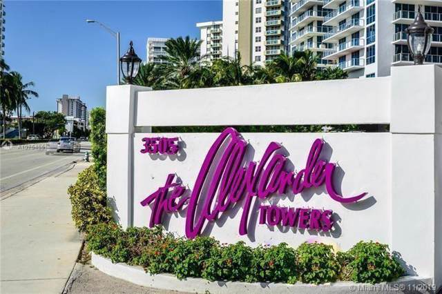 3505 S Ocean Dr #707, Hollywood, FL 33019 (MLS #A10764661) :: Patty Accorto Team