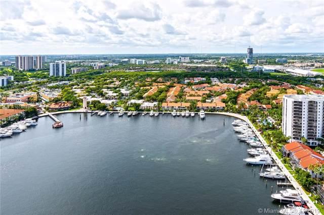 21055 Yacht Club Dr #3207, Aventura, FL 33180 (MLS #A10764837) :: Green Realty Properties