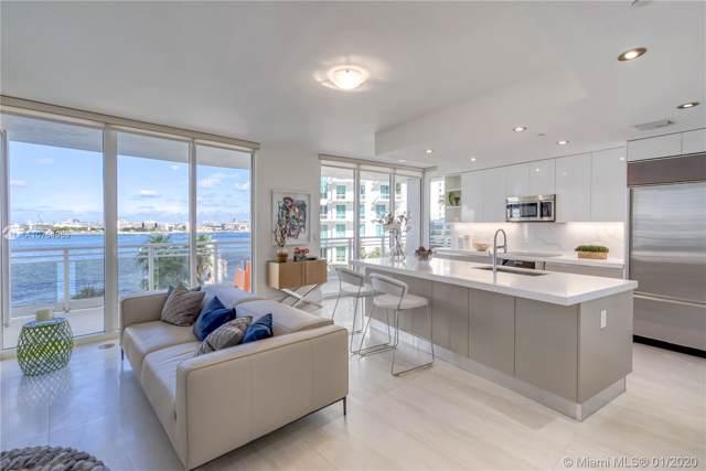 901 Brickell Key Blvd #608, Miami, FL 33131 (MLS #A10764969) :: Berkshire Hathaway HomeServices EWM Realty