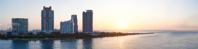 6800 Fisher Island Drive #6846, Fisher Island, FL 33109 (MLS #A10765016) :: Compass FL LLC