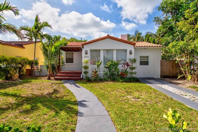 1590 Normandy Dr, Miami Beach, FL 33141 (MLS #A10765133) :: Green Realty Properties